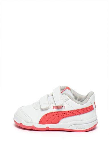 Puma Pantofi sport de piele ecologica Stepfleex Fete