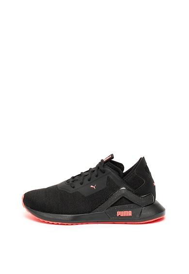 Puma Pantofi sport din tricot pentru alergare Rogue X Femei