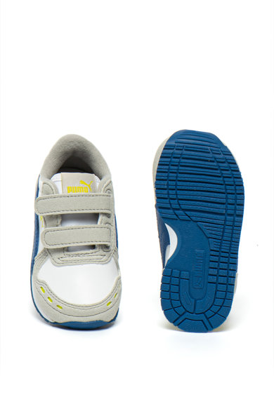 Puma Pantofi sport cu velcro Cabana Racer Baieti