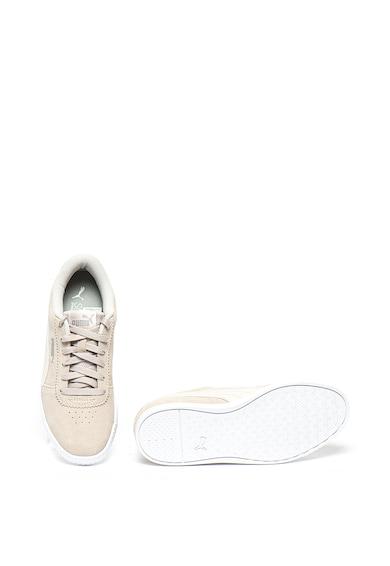 Puma Велурени спортни обувки Carina Slim SD Жени