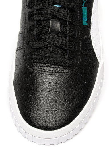 Puma Pantofi sport de piele Cali Baieti