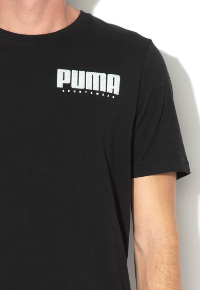Puma Tricou regular fit Athletics Elevated Barbati