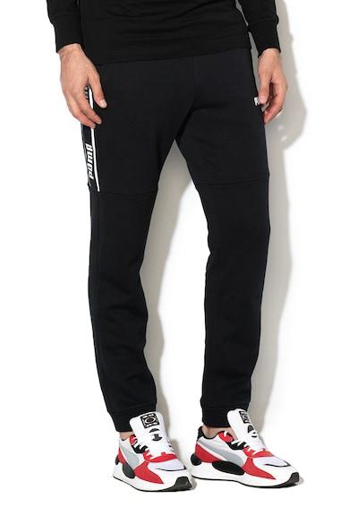 Puma Фитнес панталон Amplified с лого Мъже