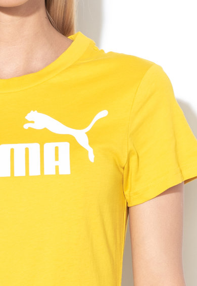 Puma Tricou cu logo Amplified Femei