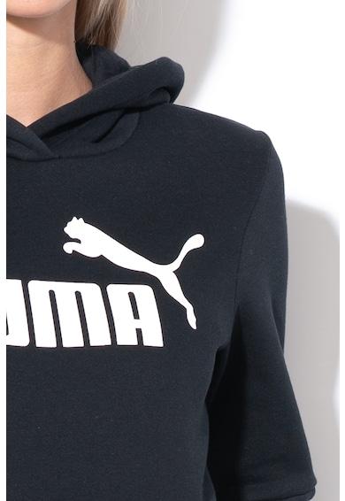 Puma Hanorac regular fit cu imprimeu logo Amplified Femei