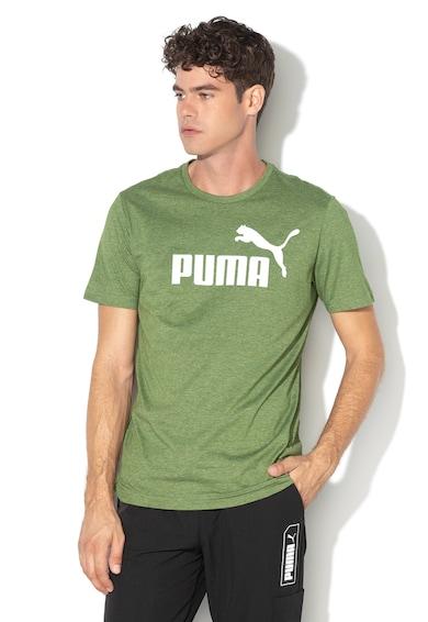 Puma Tricou regular fit cu imprimeu logo Essentials Barbati
