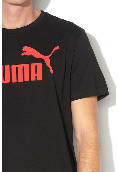 Puma Tricou regular fit cu logo Essentials Barbati