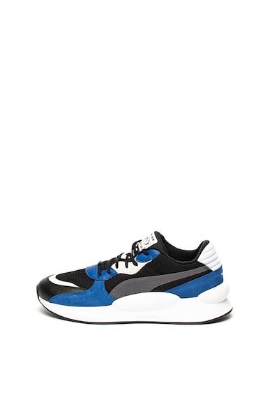 Puma Pantofi sport cu garnituri contrastante RS 9.8 Space Barbati
