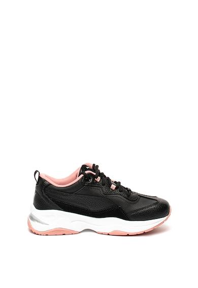 Puma Кожени спортни обувки Cilia Lux Жени