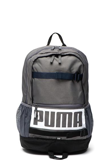 Puma Rucsac unisex cu imprimeu logo Deck - 24L Femei