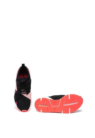 Puma Спортни обувки Muse с неонови акценти Жени