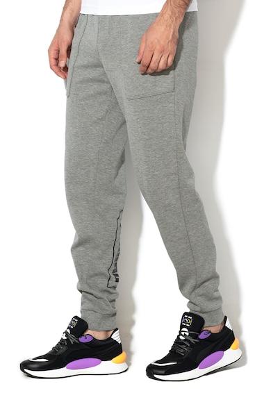 Puma Спортен панталон Tility с лого Мъже