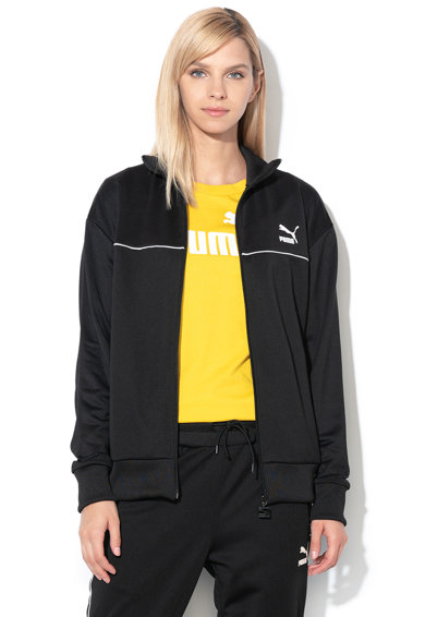 Puma Bluza sport cu logo, pentru fitness Classics Poly Femei