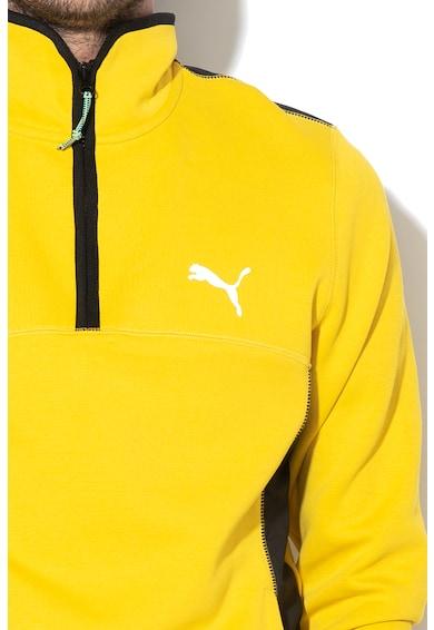 Puma Bluza sport cu logo reflectorizant Epoch Hybrid Barbati