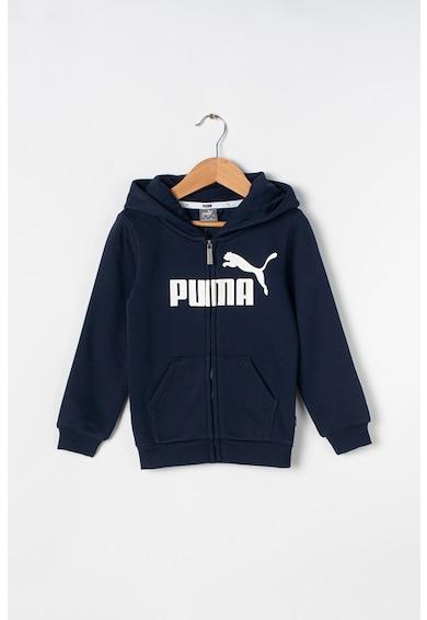 Puma Hanorac regular fit cu imprimeu logo Essential Fete