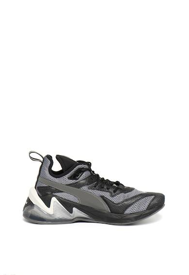 Puma Pantofi din material textil, pentru alergare Castlerock LQD Cell Barbati