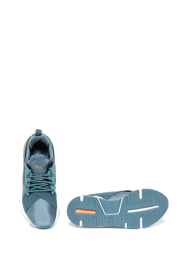 Puma Pantofi sport slip-on de satin Muse Femei