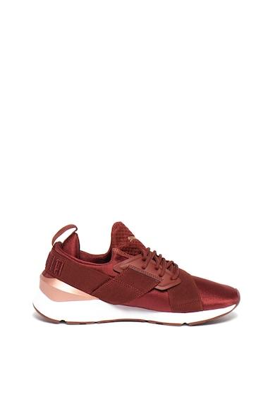 Puma Спортни обувки Muse Satin EP с отделящи се стелки Жени