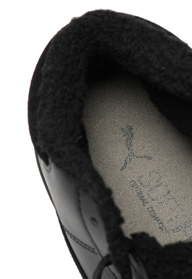 Puma Castlerock Soft Foam+ középmagas szárú bőrsneaker műbőr betétekkel férfi