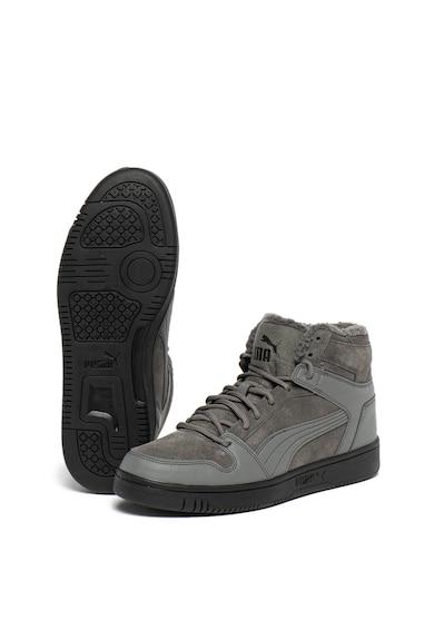 Puma Rebound Layup nyersbőr középmagas szárú sneaker férfi