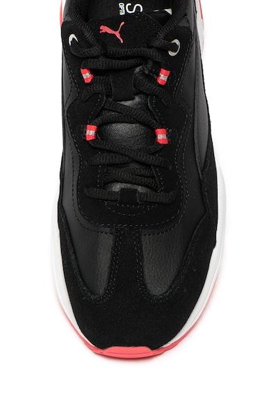Puma Спортни обувки Cilia с велур Жени