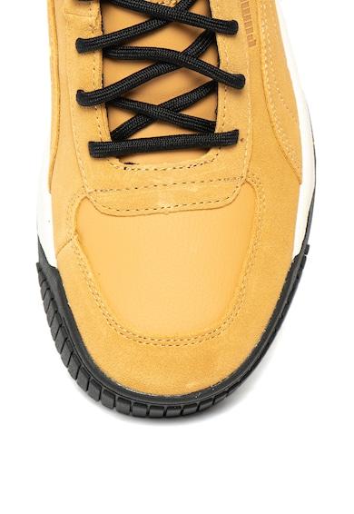 Puma Pantofi sport mid-high cu garnituri de piele intoarsa Tarrenz SB Barbati