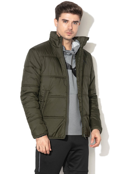 Puma Essentials enyhén bélelt steppelt dzseki férfi