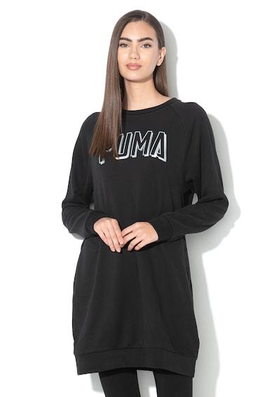 Puma Rochie relaxed fit, cu logo Femei