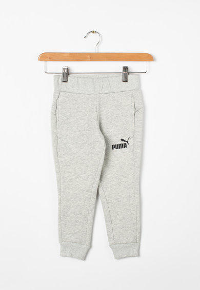 Puma Pantaloni sport cu captuseala din fleece Essentials Fete