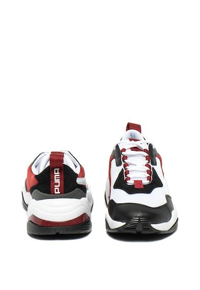 Puma Pantofi sport cu insertii de piele Thunder Fashion 2.0 Barbati