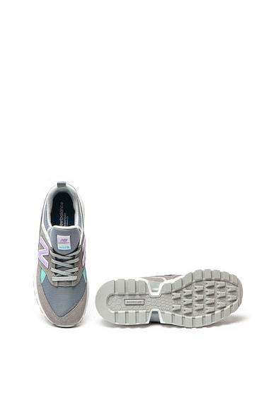 New Balance Спортни обувки 574 с велурени детайли Жени