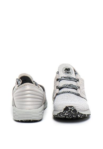 New Balance Pantofi sport cu insertii din material textil Fresh Foam Femei