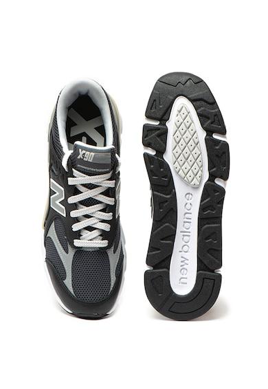 New Balance Pantofi sport cu insertii de piele X-90 Barbati