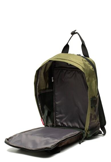 Levi's Rucsac cu model camuflaj si buzunar pentru laptop, 25L Barbati