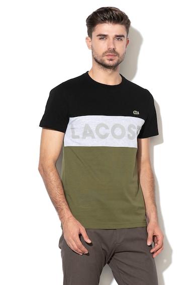 Lacoste Тениска в цветен блок Мъже