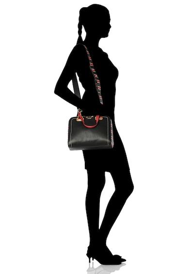 Tosca Blu Giorgia műbőr válltáska kontrasztos öltésekkel női