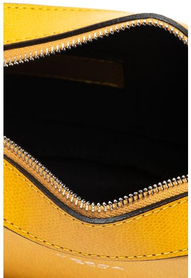 Tosca Blu Caterina bőr keresztpántos táska hüllőbőr mintával női