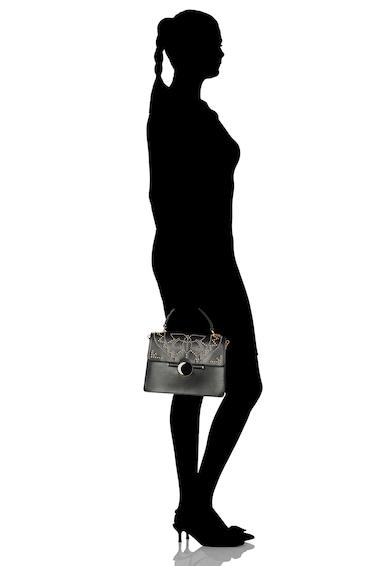 Tosca Blu Remember Me bőr válltáska szegecses rátétekkel női