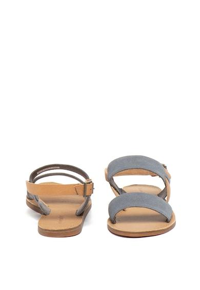 Timberland Sandale slingback cu barete de piele intoarsa Carolsta Femei