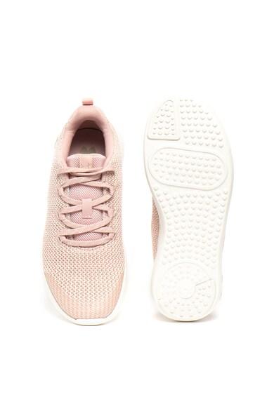 Under Armour GGS Ripple kötött hálós anyagú sneaker bevont részletekkel Lány