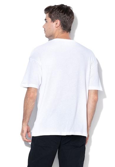 Jack&Jones Тениска Lucas с джоб на гърдите Мъже