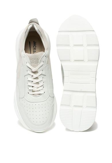 Jack&Jones Спортни обувки Munki от кожа Мъже