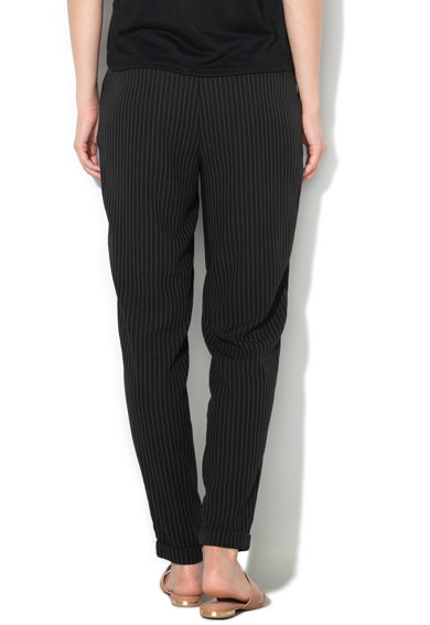 Vero Moda Раиран панталон Lara Maya със стеснен крачол Жени