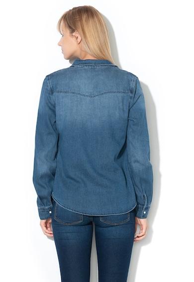 Vero Moda Дънкова риза Maria по тялото Жени
