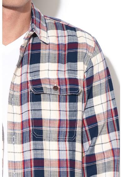 GAP Карирана риза със стандартна кройка Мъже