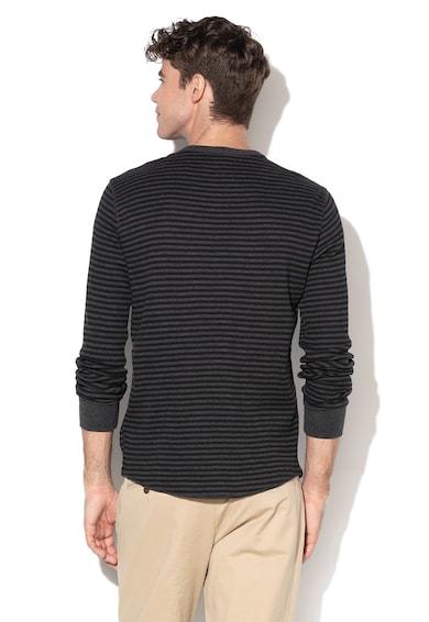 GAP Bluza cu striatii si model in dungi Barbati