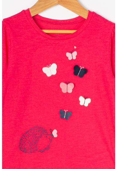 GAP Bluza cu imprimeu si aplicatii Fete