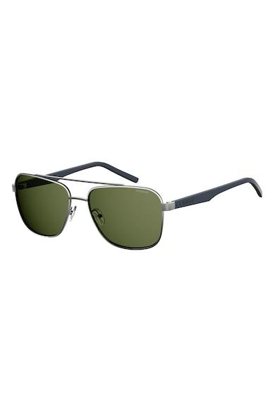 Polaroid Унисекс овални слънчеви очила Жени
