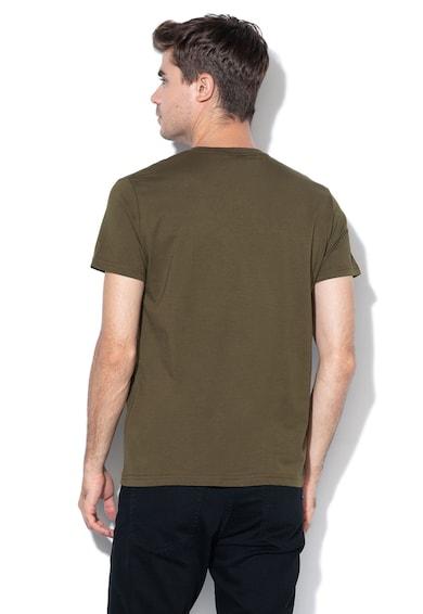 Gant Тениска Shield с бродерии Мъже