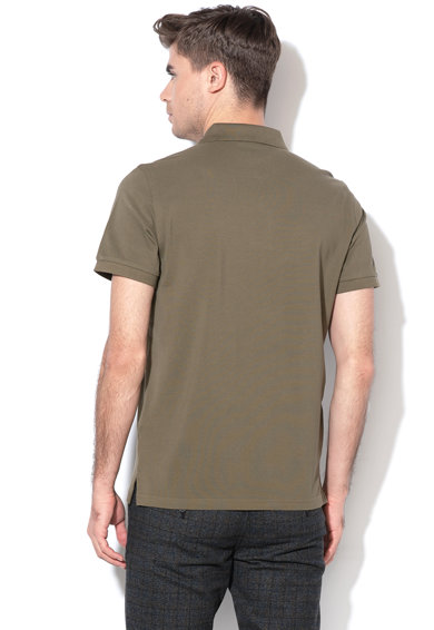 Gant Tricou polo regular fit, din pique The Original Barbati